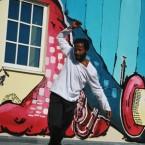 Mzamo dancing